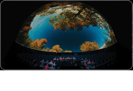 Cupula / Planetario